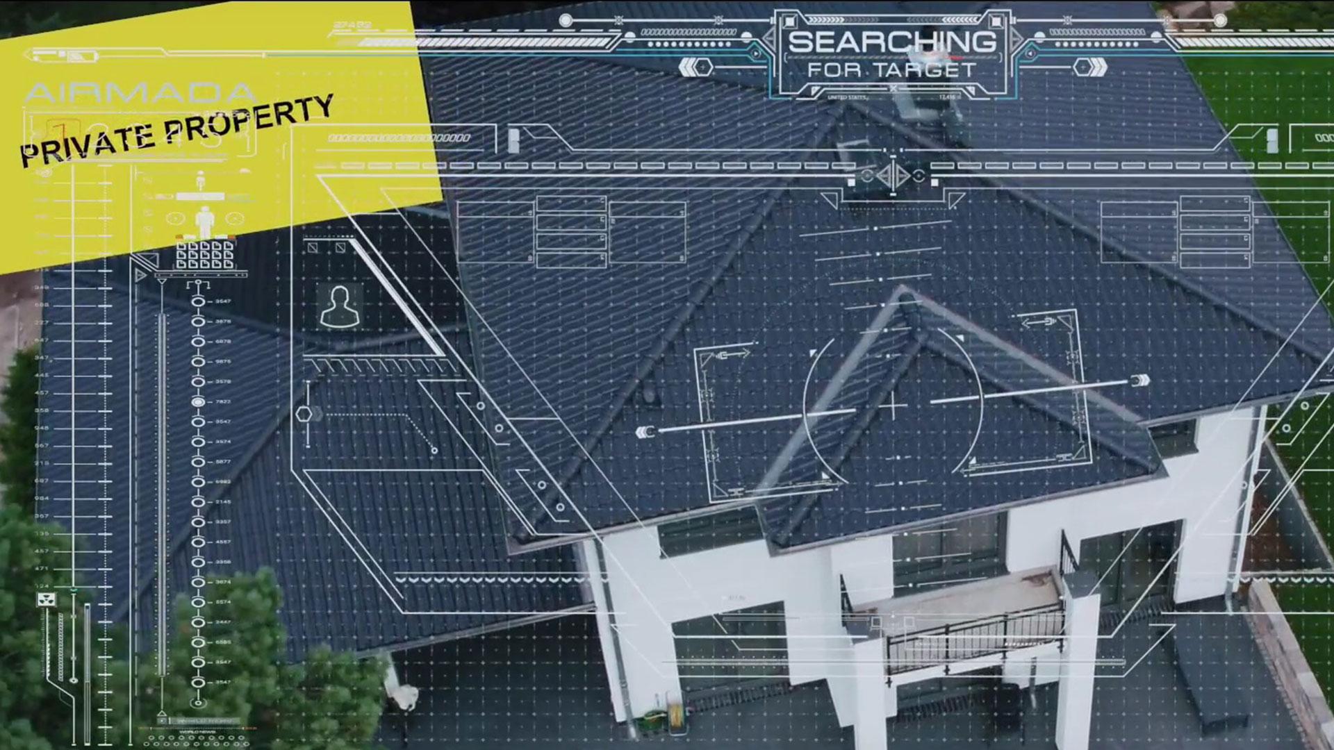 Slide-AIRMADA Autonome Drohnen